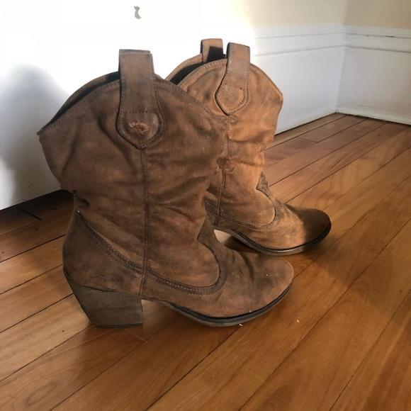 68dacc5b189 Rocket Dog Women Cowgirl Boots Size 7